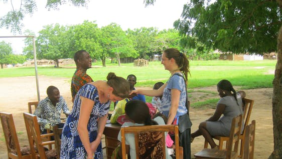 Teaching English and other Subjects in Ghana