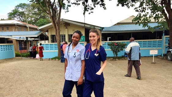 Student Nurse Elective & Internship