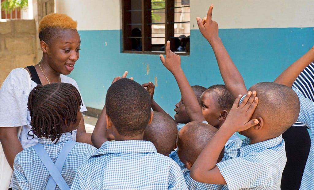 Village Education Support