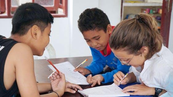 Teach at a Boys Orphanage