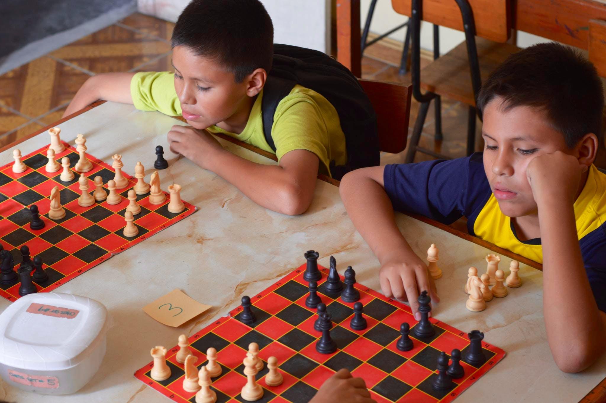 Teach Math and/or Chess