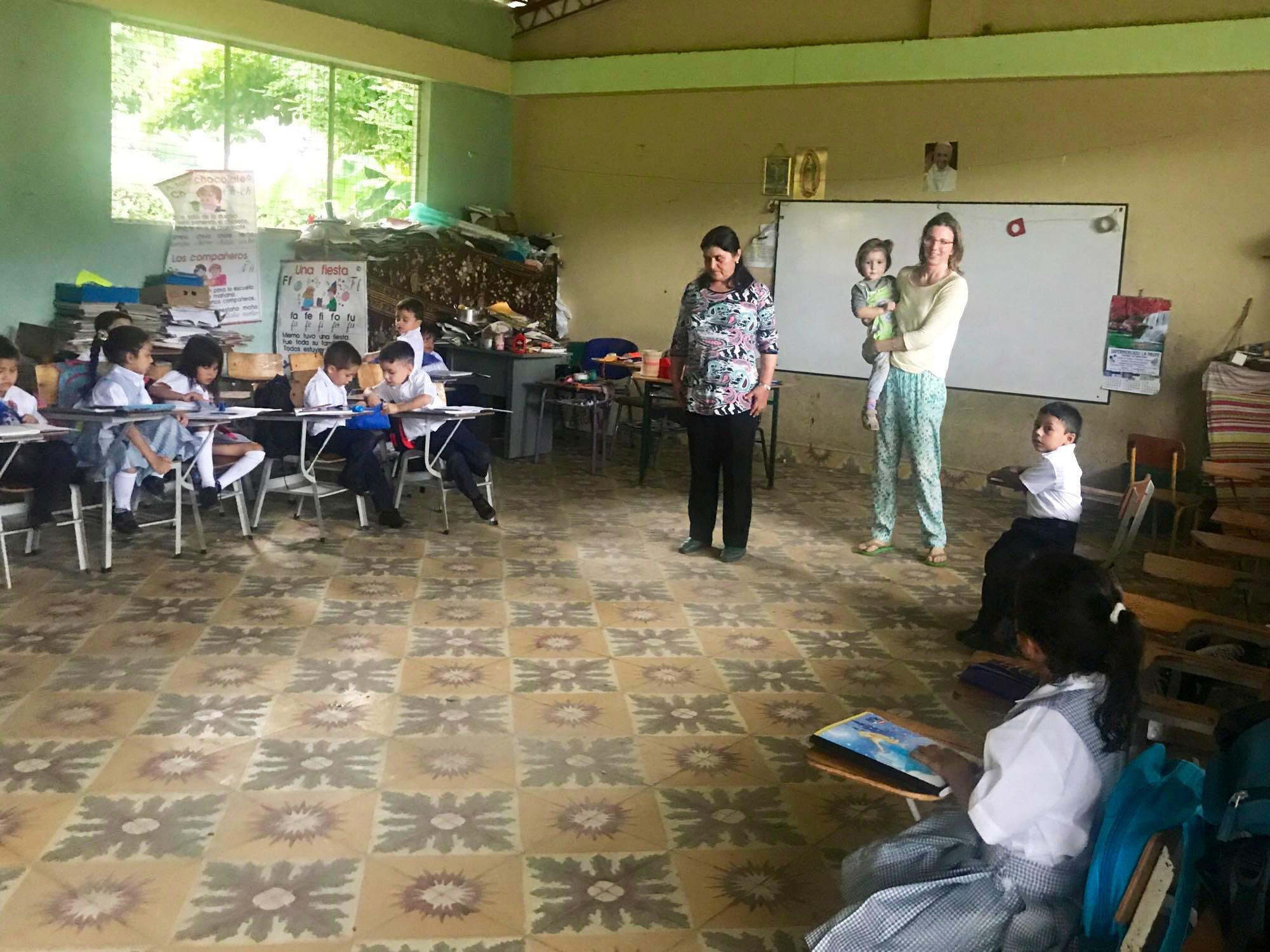 School Teacher Assistants