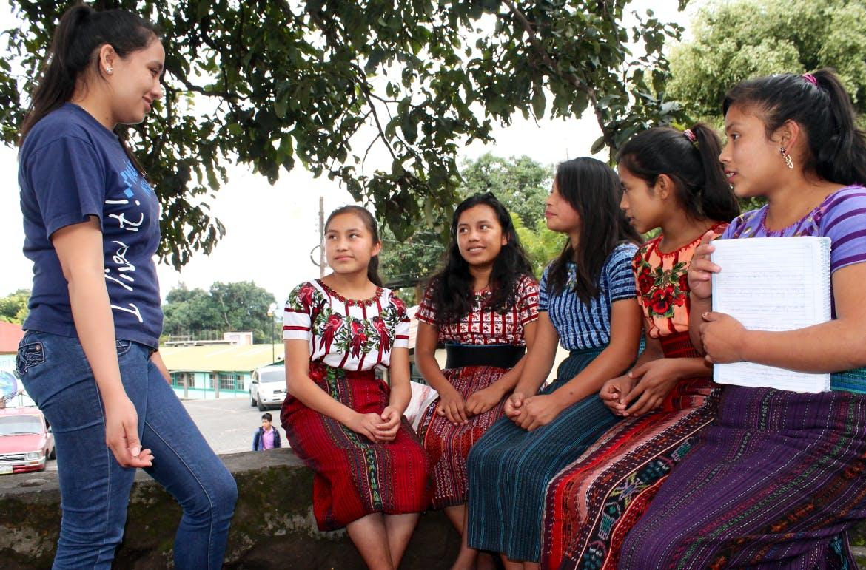 Teaching English to Vulnerable Communities
