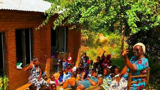 Nursery School and Youth Club Assist