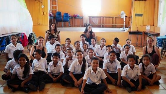 Help Children in rural communities