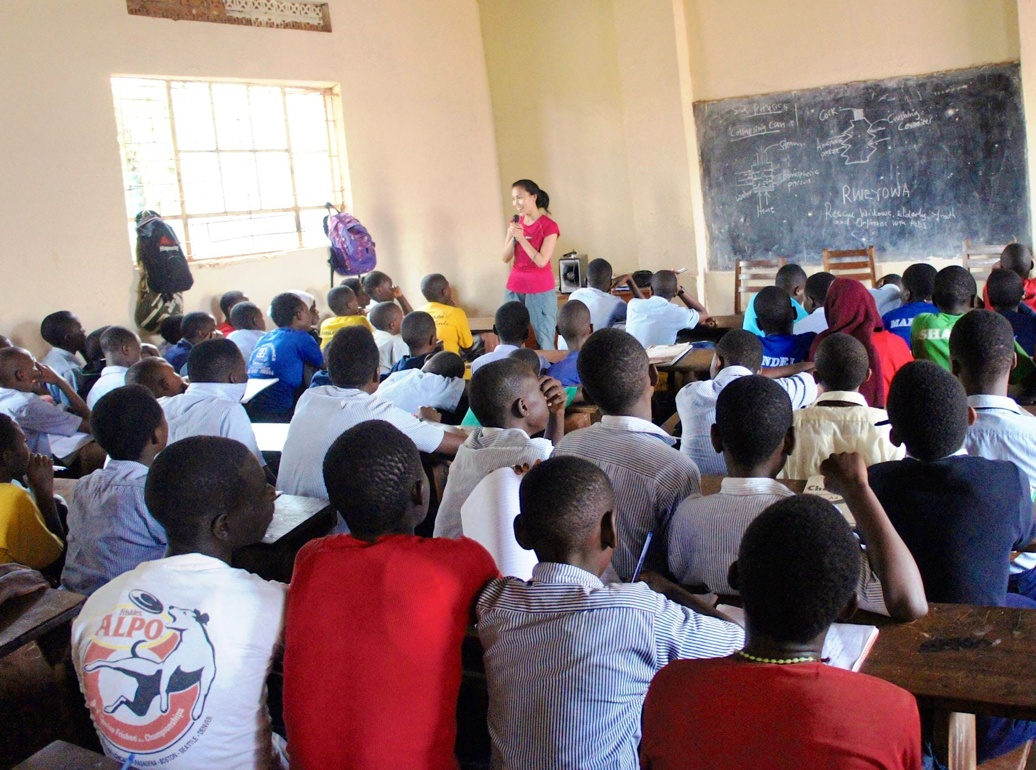 HIV/AIDS Prevention Educator