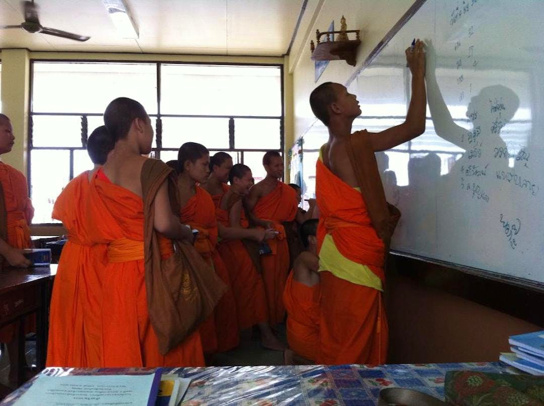 Monastery Teaching Assistant