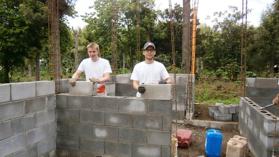 House Construction for poor families