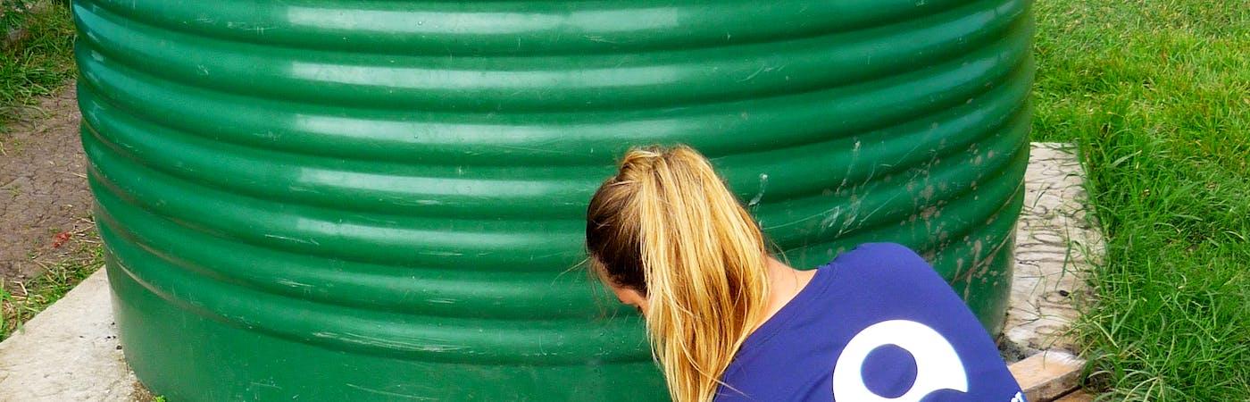 Rainwater Harvesting and Water Security