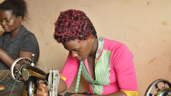 Empower Women and Youths Through Skills