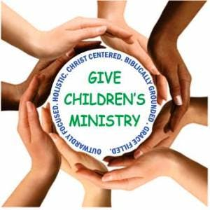 Give Children's Ministry