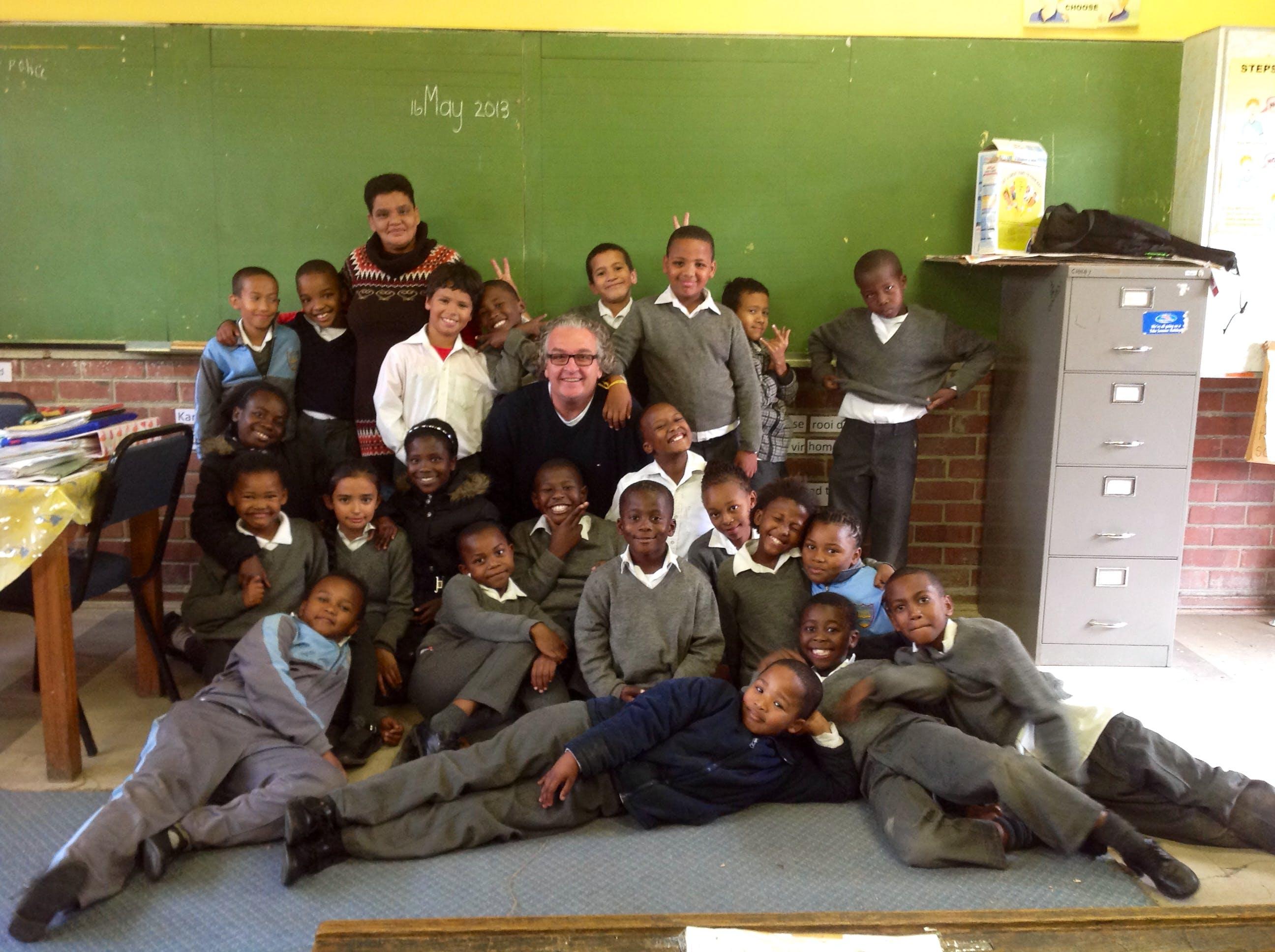 Education Supporter for Underpriviliged Children