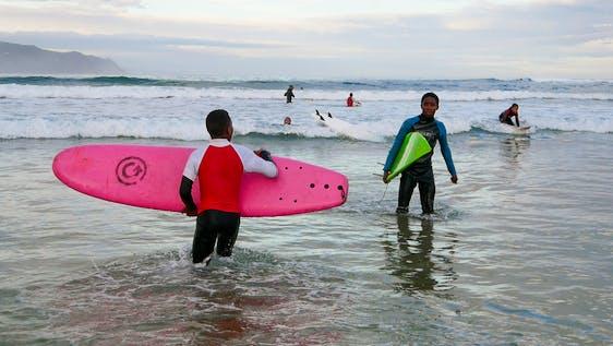 Surf Instructor & Sportsbuddy