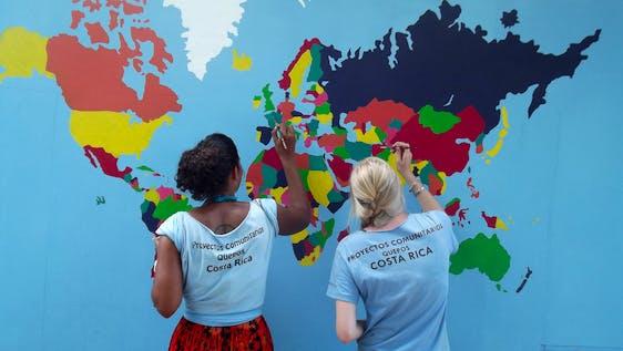 International Development and Teaching Internship