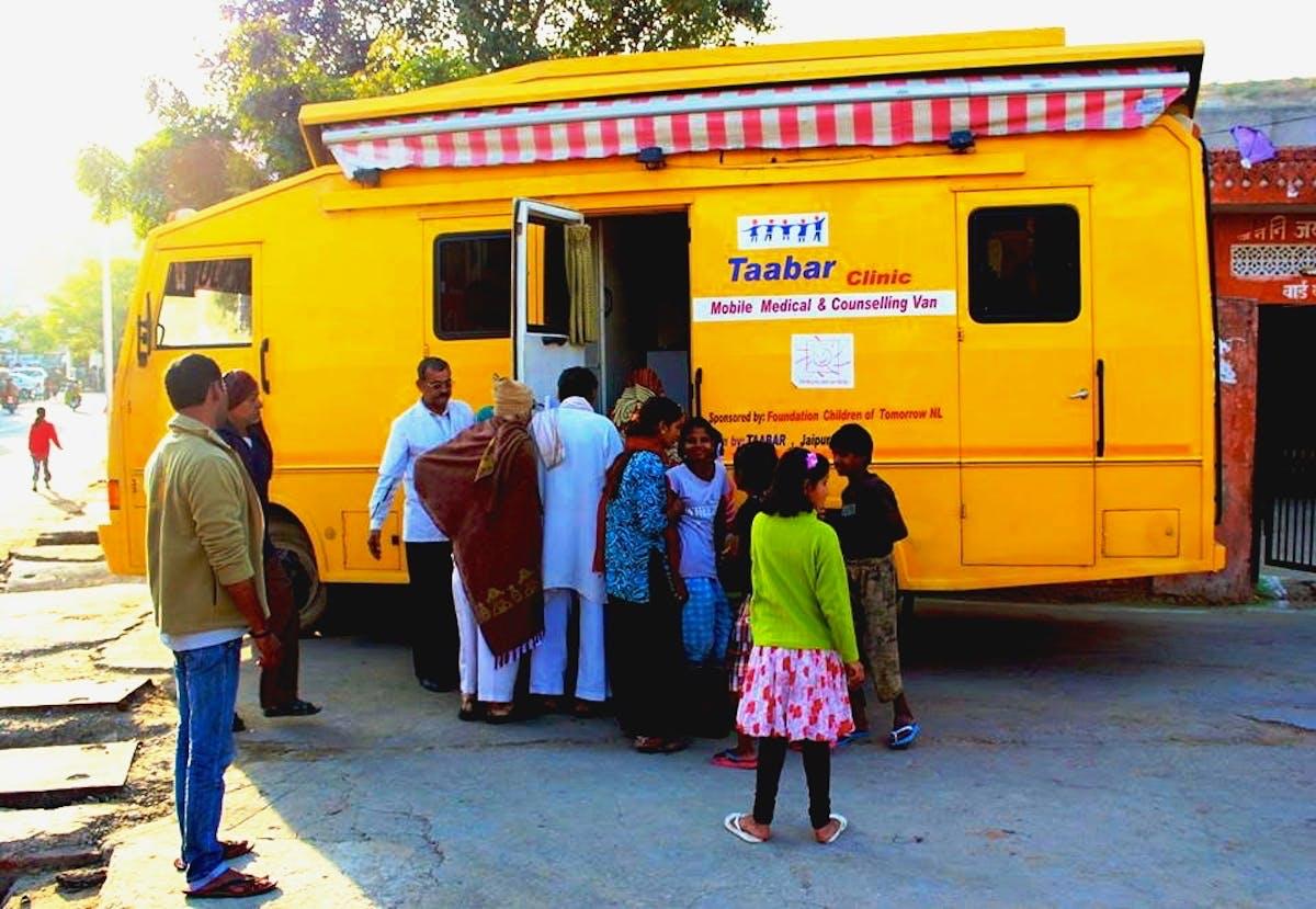 Medical Mobile Ambulance Assistant