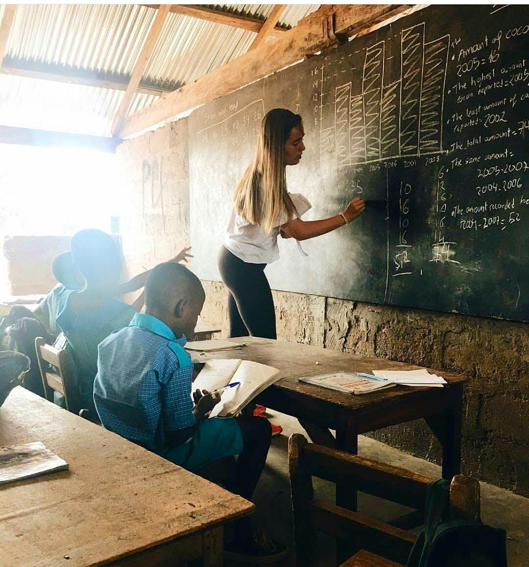 School Teaching Assistant