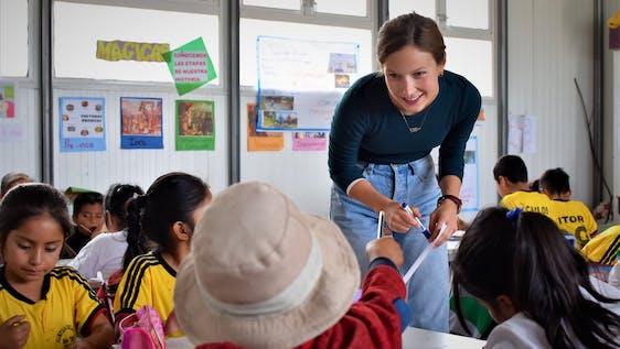 Teacher for Children & Youth