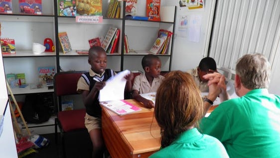 Teaching Support at Primary School