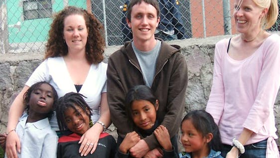 Help Underprivileged Youth in Quito