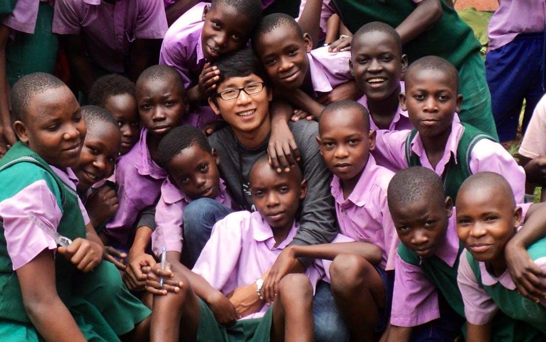 Teaching Assistant for Orphaned Children