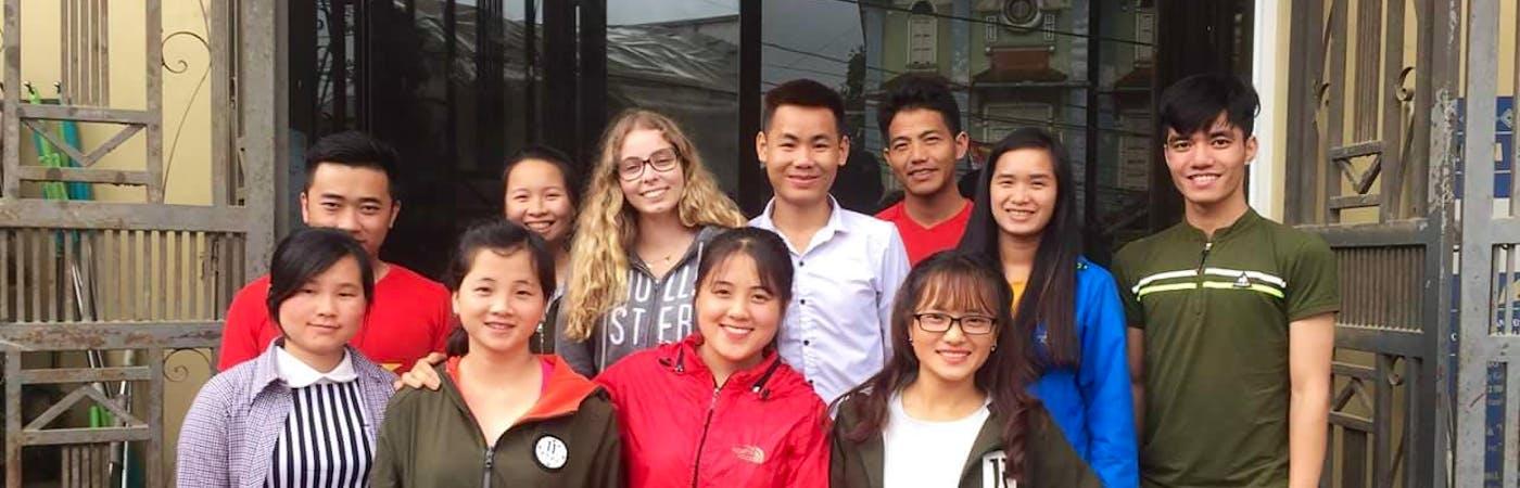 English teaching for ethnic minority