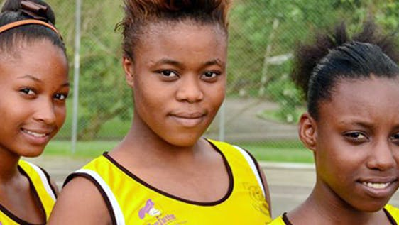 Netball Coach in St Lucia