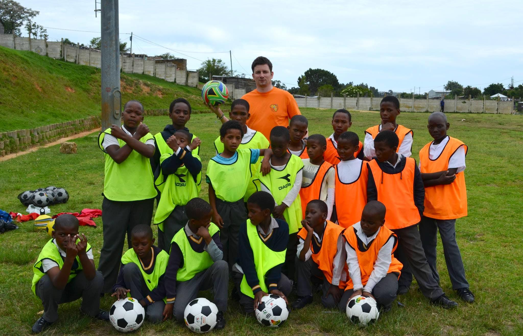 Sports Coaching & Community Volunteering