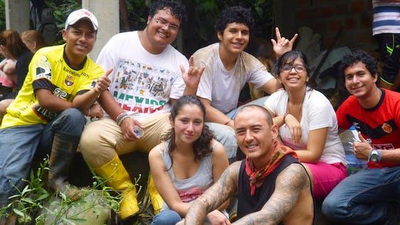 Help Protect Rainforest Species