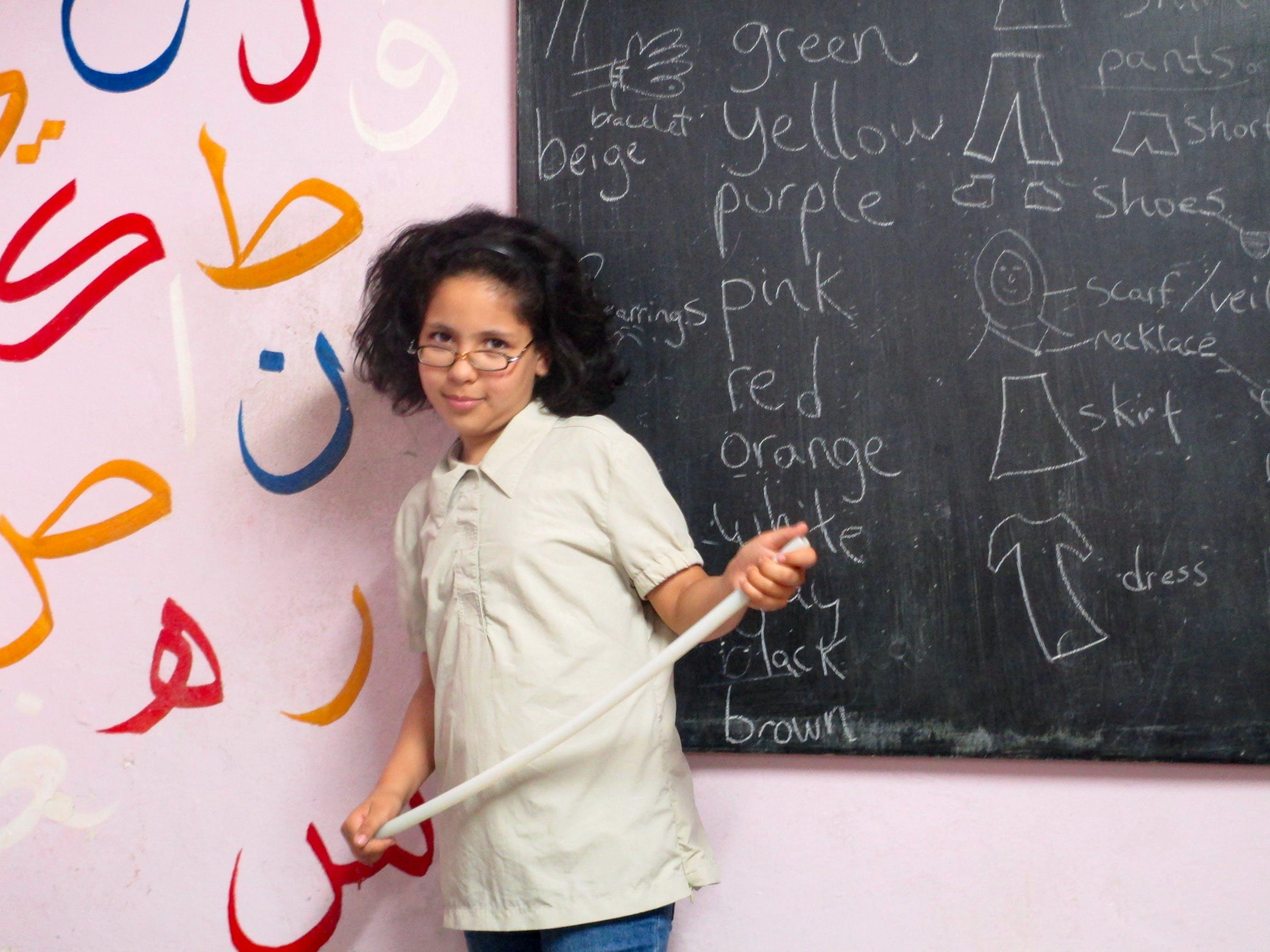 Teaching English, French or Spanish