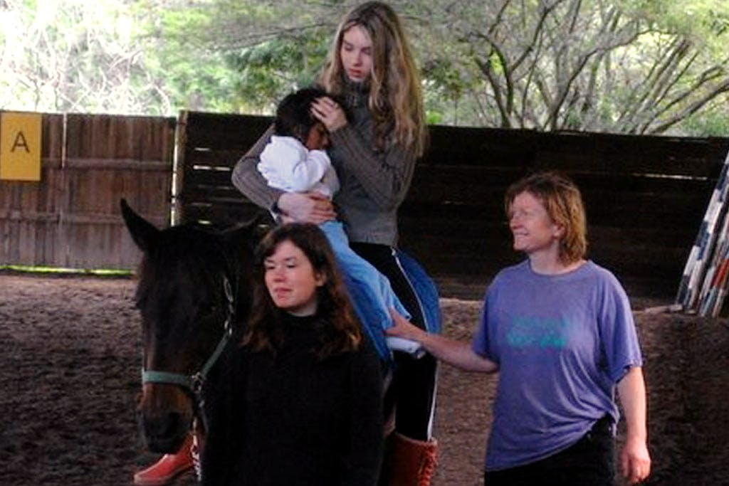 Equine Therapy Supporter