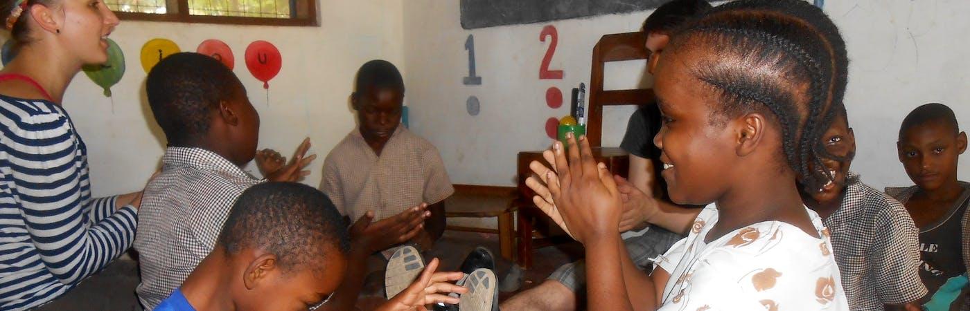 Special Needs Boarding School Assistant