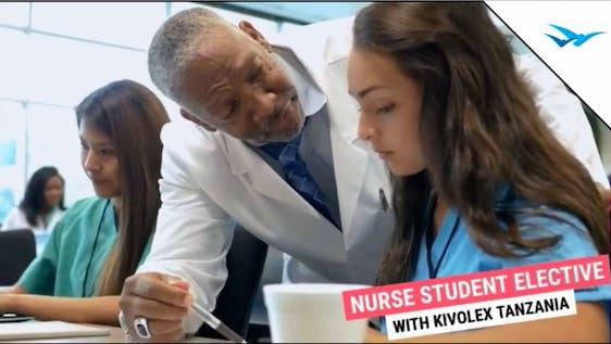 Nurse student elective