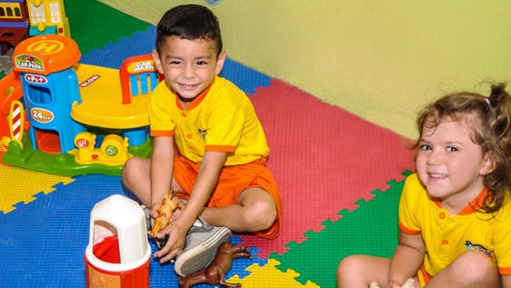 Care for Children in a Daycare Centre