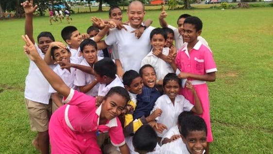 English and Sports Teaching Fiji