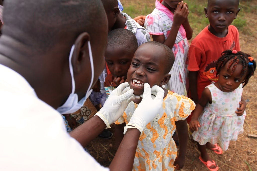 Dentistry Intership in West Africa