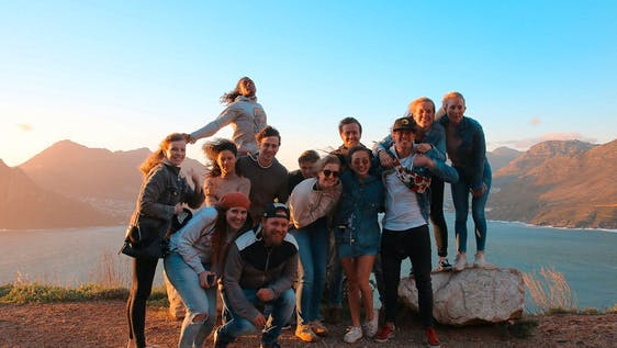 South African Surfing EduTour