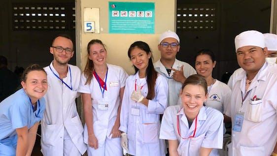 Basic Public Health Internship