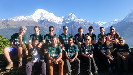 Himalayan Conservation Expedition