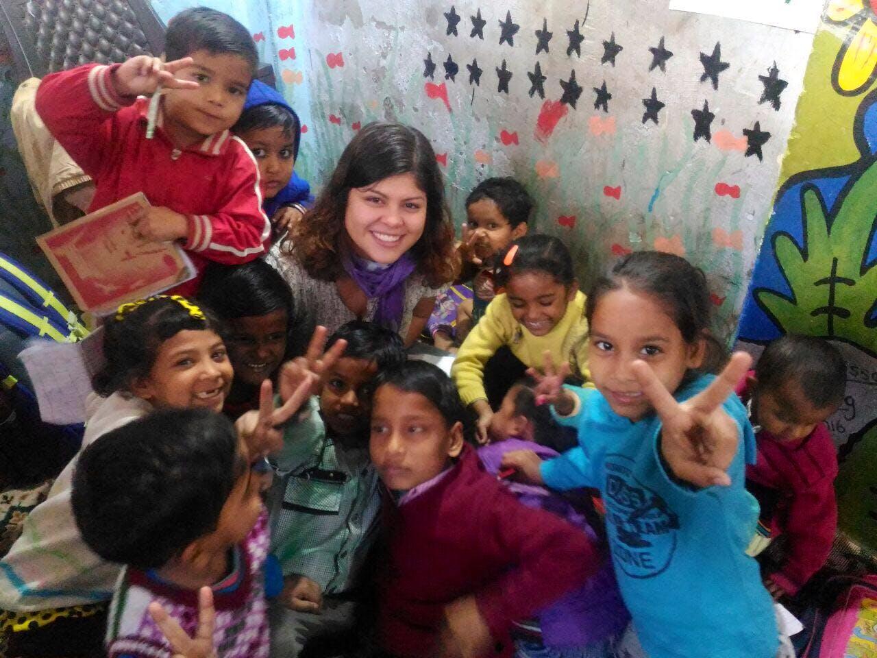 Help the Street Children