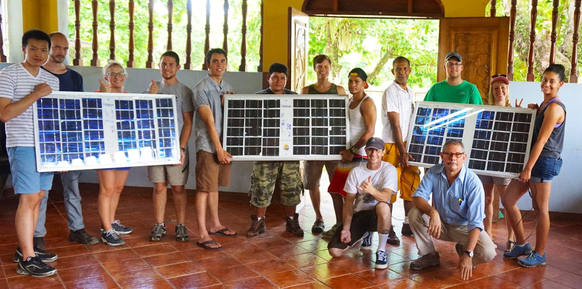 Solar Energy Workshop in Rural Communities