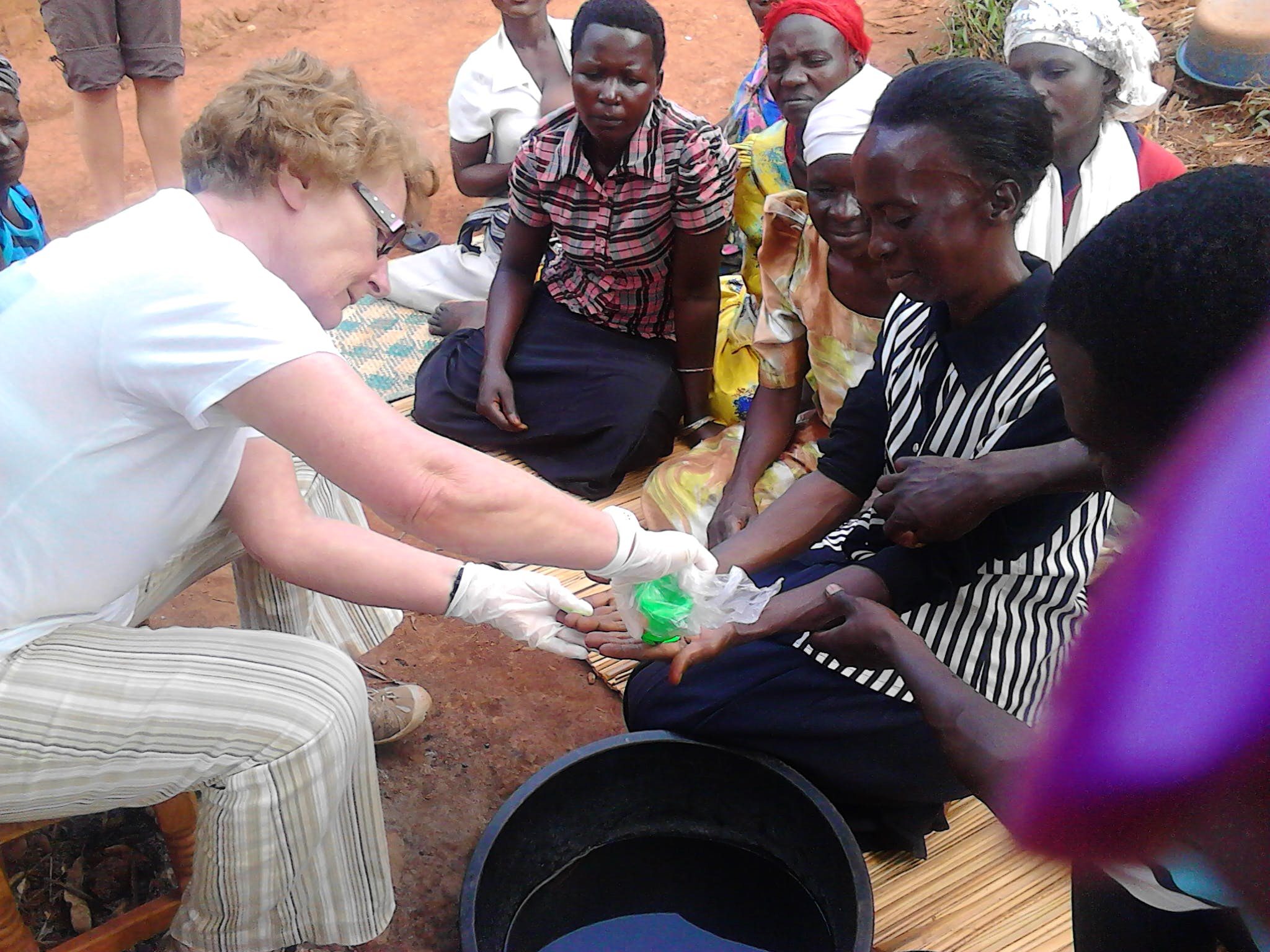 Hygiene & Sanitation Educator