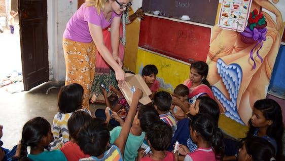 Teach Local Children