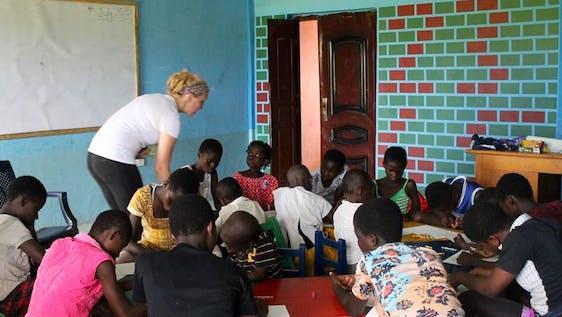 Teaching Support in schools