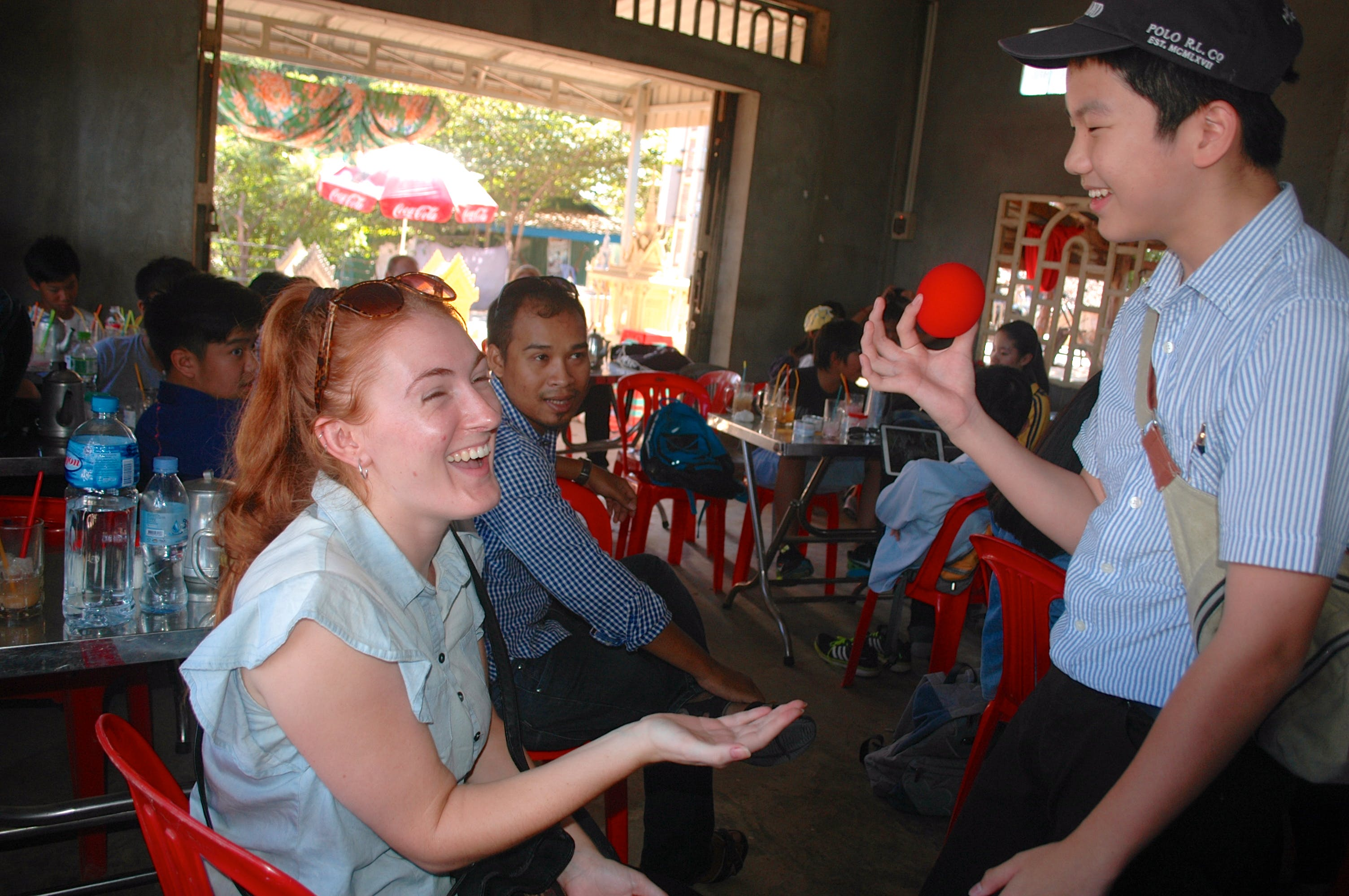Professional Volunteering Projects in Cambodia