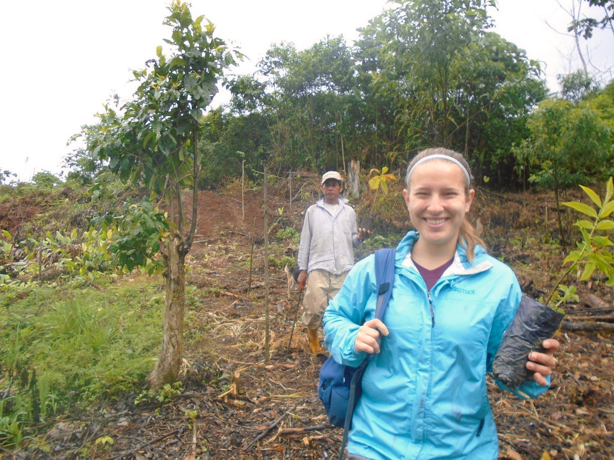 Forest Conservation and Agroforestry Internship