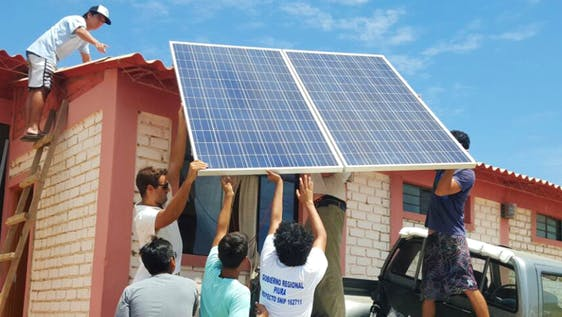 [Remote] Renewable Energy Internship