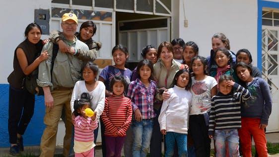 Work with Underprivileged Children