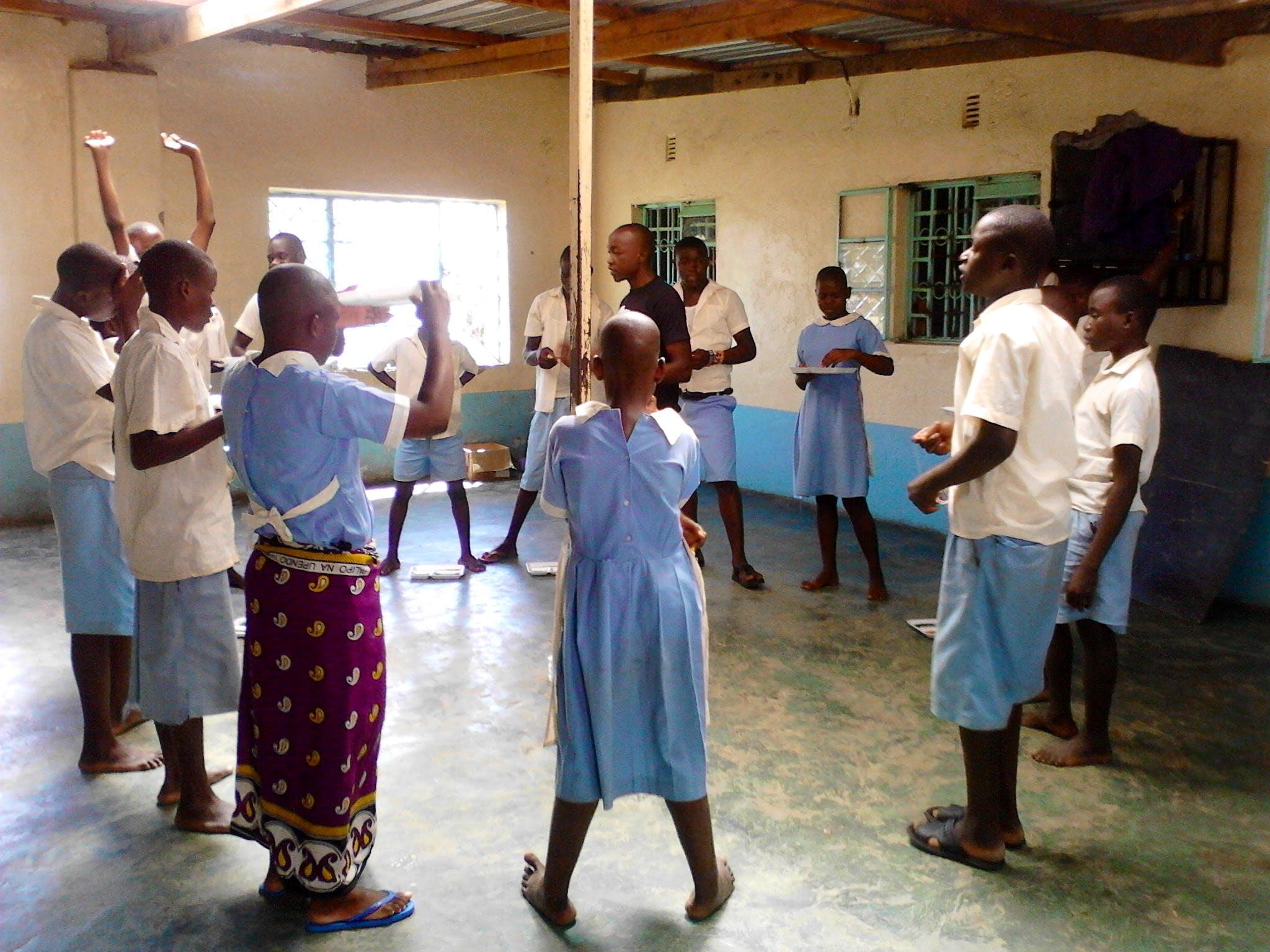 Kesho Leo - School break activities