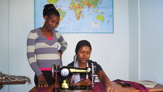 New Hope For Disadvantaged Young Women