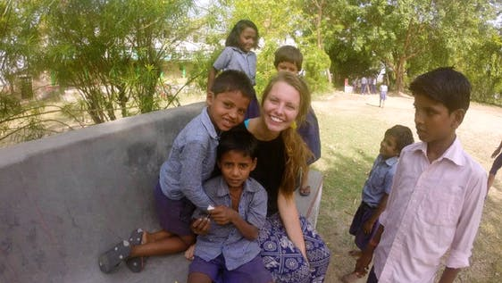 Rural Community School Teaching & Development